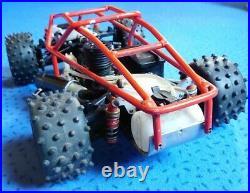 Vintage Chyi Bing 4WD 18 Verbrenner Hirtenberger HP 20 80er Rarität RC Car