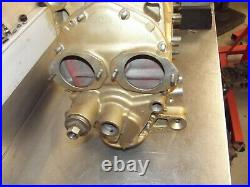 Vintage Continental A65 Engine Cases 65hp Aircraft Parts