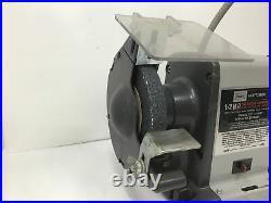 Vintage Craftsman 1/2hp Block Motor 6 Bench Grinder Free Ship MADE IN USA