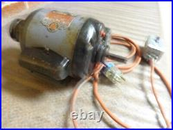 Vintage Delta MILWAUKEE HOMECRAFT Rockwell 3/4 HP Motor 3450 RPM With Switch