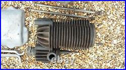 Vintage Edwardian Humber 2 3/4 HP engine parts circa 1903 Beeston Coventry