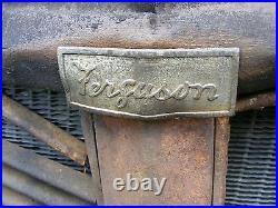 Vintage Ferguson Tef 20 Tractor (1955) 26hp For Restoration Or Spares