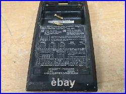 Vintage HEWLETT-PACKARD HP-35 Scientific Calculator
