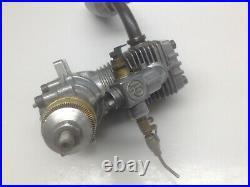 Vintage HP 49 VT Made in Austria RC Model Engine
