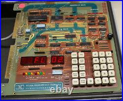 Vintage HP 5036A Microprossor Trainer Works! Ships Worldwide