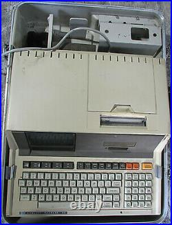 Vintage HP 85A Desktop Computer For PARTS/ REPAIR