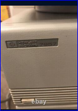 Vintage HP Computer 7957, 9000/300, Tams 3.5 Floppy Drive Rare Stack Lot