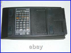 Vintage HP Hewlett Packard 41CX Financial Decisions Pac Calculator Games Math