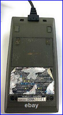 Vintage Hewlett Packard 65 Calculator HP For Parts And Repair