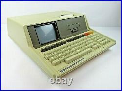 Vintage Hewlett Packard 85 Computer with 16K Memory Module & ROM Drawer Module