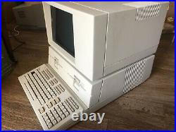 Vintage Hewlett Packard HP 9836 Computer and Monitor Working 9000 236