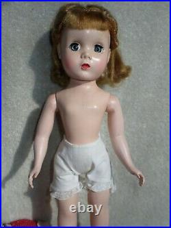 Vintage Madame Alexander Annabelle Doll HP 14 Maggie Face Tagged Dress