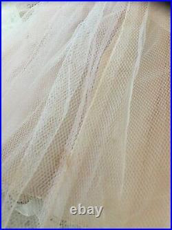 Vintage Madame Alexander SL WALKER BRIDESMAID IN PINK 1950s Maggie Face HP