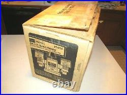 Vintage NOS 7 Craftsman 3/4hp Block Bench Grinder New in Original Box
