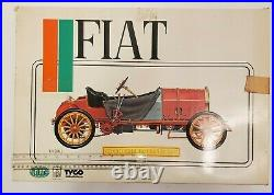 Vintage Pocher 1/8 Scale Fiat 130 HP 1907 Grand Prix De France K/70