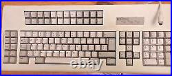 Vintage Rare Working HP PS2 Full Keyboard Model# C3241A with 24 F keys