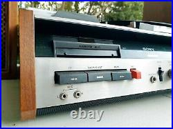 Vintage Retro Sony HP-239A Retro Record Player & Speakers 1972 Excellent