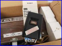 Vintage Sears 1/3-hp Remote Garage Door Opener New In Box Never Used from 1982