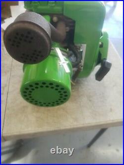 Vintage Tecumseh Hs50 5hp Engine Motor Ruppman Mini Bike Go-kart Etc Nice L$$k