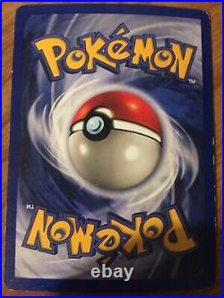 Vintage Ultra Rare 1999 Charmeleon Pokemon Card 24/102 LV. 32 #5 80 HP Free Ship
