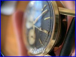 Vintage Zenith Chronograph 146HP Panda