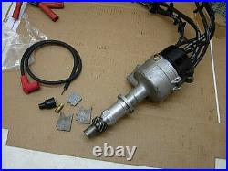 Vintage #yc-312-hp Mallory 65-81 Pontiac Duel Point Distributor & Cams New Wires