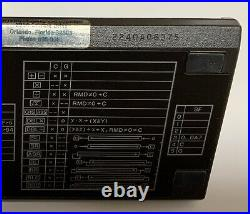 Vtg HP 16C Scientist Calculator Cover Handbook Manual Hewlett Packard Lot Excell