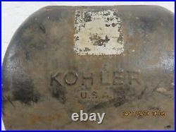 Welder Generator AIRCO KOHLER 12 HP Petrol Vintage (Project)
