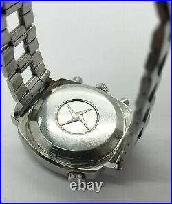 ZENiTH Super Sub Sea chronograph A3736 vintage diver wristwatch cal. 146 HP